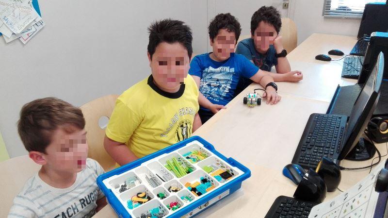 Project01-Εκπαιδευτική Ρομποτική