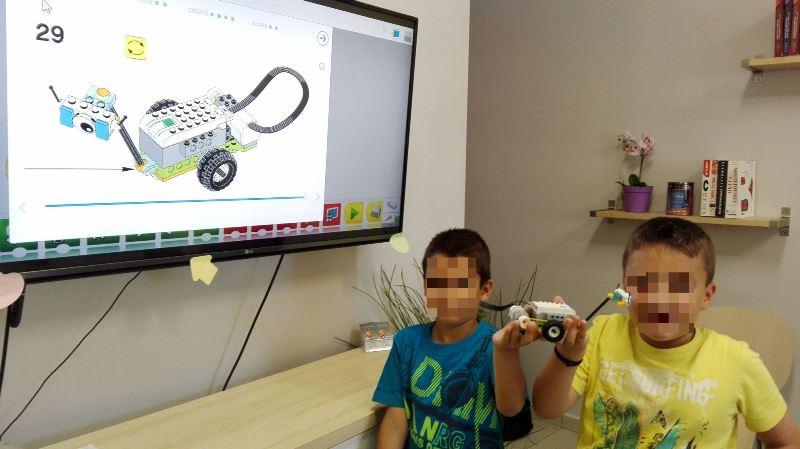 Project02-Μαθαίνουμε Εκπαιδευτική Ρομποτική