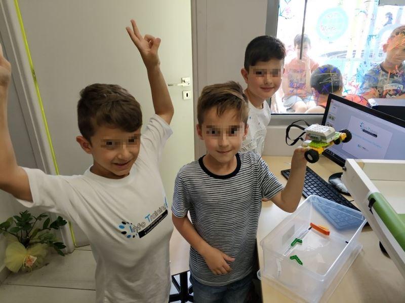 Κατασκευή Ρομποτικού Παίκτη