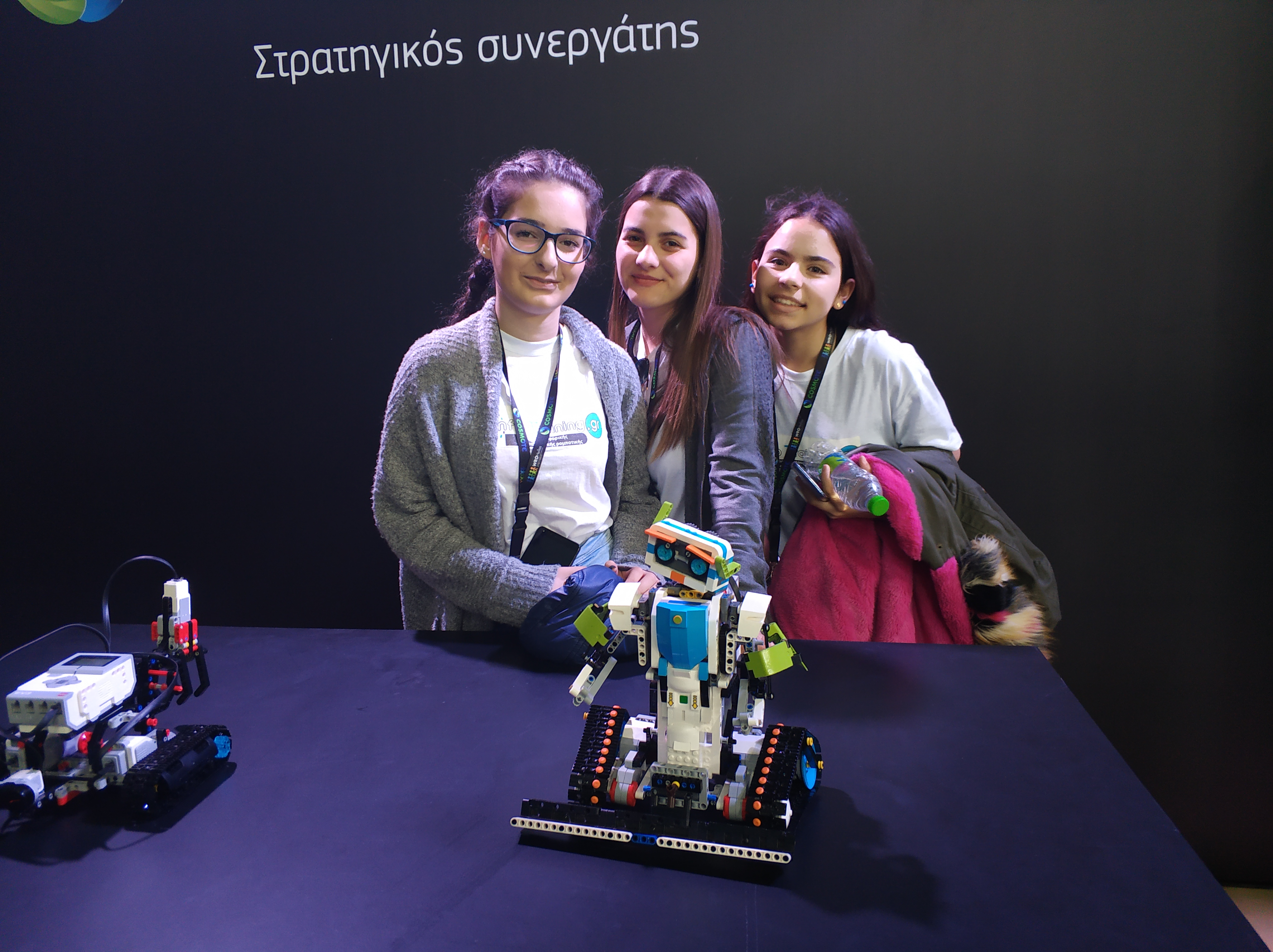 Robo Girls!!!